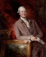 Thomas Gainsborough~Portrait of James Christie (17