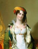 Thomas Sully~Mrs. Robert Gilmor, Jr. (Sarah Reeve