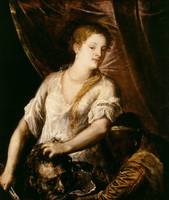 Titian~Judith with the Head of Holofernes