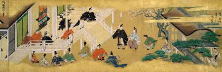 Unknown~Taiheiki Picture Scroll, Scroll One