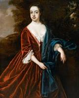 William Gandy~Philippa Brown, (nee Musgrave), wife