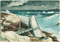 Winslow Homer~After the Hurricane, Bahamas