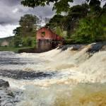 """Grassington Abandoned Mill"" by PaulStevenson"