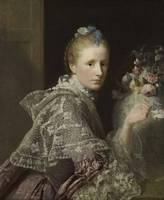Allan Ramsay~Margaret Lindsay of Evelick, Mrs  All
