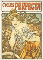 Alphonse Mucha~Cycles Perfecta