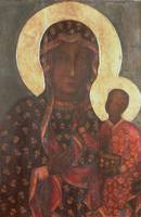 Anonymous~The Black Madonna of Jasna Gora, Byzanti
