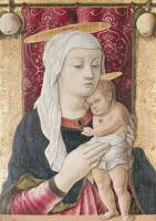 Carlo Crivelli~Madonna and Child
