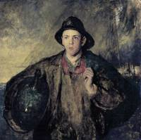 Charles Webster Hawthorne~The Fisher Boy