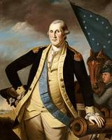 Charles Willson Peale~George Washington