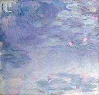 Claude Monet~Pale Water Lilies
