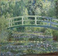 Claude Monet~Water Lilies and Japanese Bridge