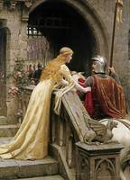 Edmund Blair Leighton~God Speed