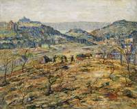 Ernest Lawson~City Suburbs