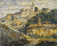 Ernest Lawson~Twilight in Spain