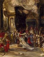 Eugène Isabey~A Royal Marriage Scene