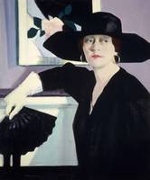 Francis Campbell Boileau Cadell~Portrait of a Lady
