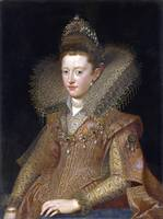 Frans Pourbus the Younger~Margherita Gonzaga, Duch