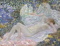 Frederick Carl Frieseke~Summer