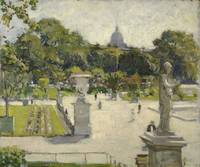 George Oberteuffer~Luxembourg Gardens