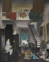 George Wesley Bellows~The Studio