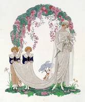 Georges Barbier~The Bride