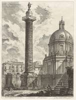Giovanni Battista Piranesi~Trajan's Column, from V