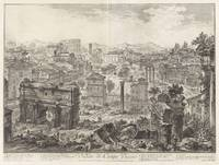 Giovanni Battista Piranesi~View of the Campo Vacci