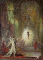 Gustave Moreau~The Apparition