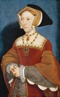 Hans Holbein the Younger~Jane Seymour, Queen of En