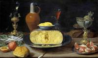 Jacob Fopsen van Es~Breakfast Still Life with Chee