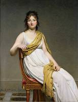 Jacques-Louis David~Portrait of Madame Raymond de