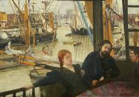 James McNeill Whistler~Wapping