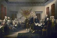 John Trumbull~Declaration of Independence