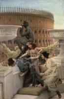 Lawrence Alma-Tadema~The Coliseum