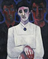 Marsden Hartley~The Fisherman's Sister