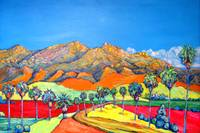 Road to Borrego Springs by RD Riccoboni