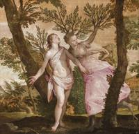 Paolo Veronese~Apollo and Daphne