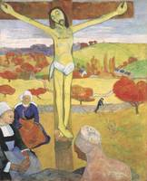 Paul Gauguin~The Yellow Christ