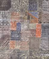 Paul Klee~Structural II
