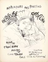 Pierre Bonnard~Cover for