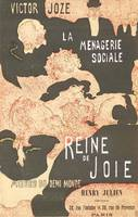 Pierre Bonnard~Cover for the book Reine de Joie (Q