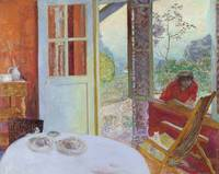 Pierre Bonnard~Dining Room in the Country