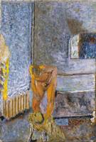 Pierre Bonnard~Nude in an Interior