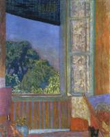 Pierre Bonnard~The Open Window