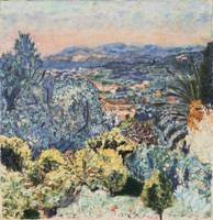Pierre Bonnard~The Riviera