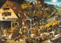 Pieter Bruegel I~The Dutch Proverbs
