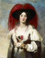 Thomas Lawrence~Julia, Lady Peel