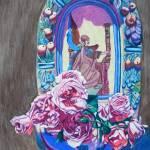 """Archangel Pink Poseys"" by vanjames"