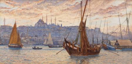 Tristram James Ellis~The Golden Horn
