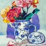 """""""Oriental Tea Garden"""" by vanjames"""